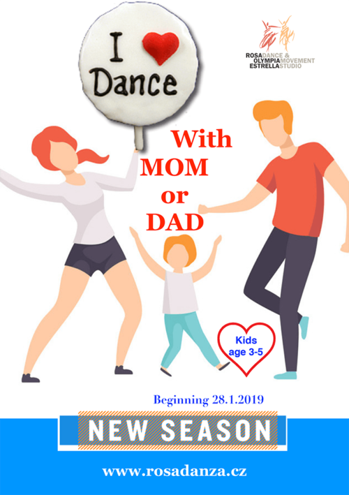 Dancing with Mom and Dad Poster