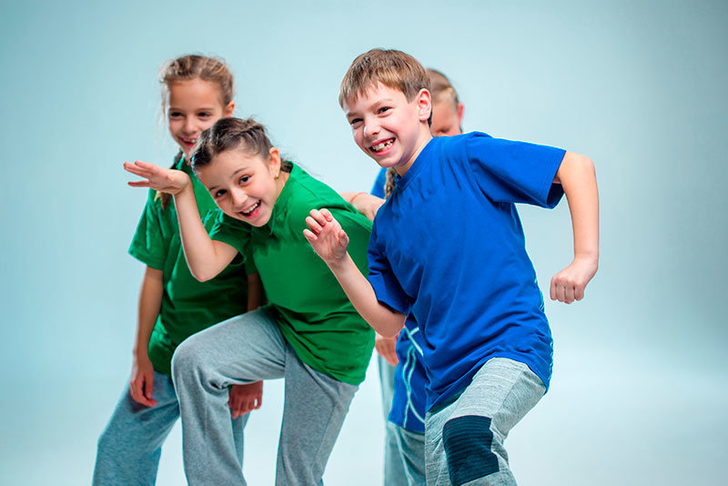 Dance Carousel for kids ages 8 to 11
