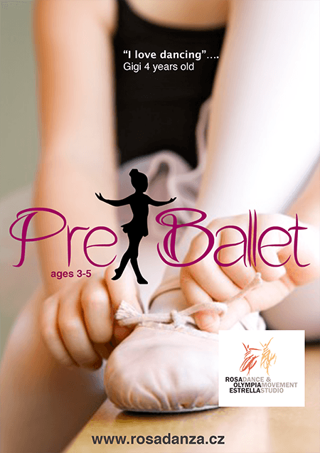 Pre-Ballet Poster