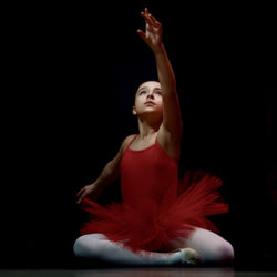 Ballet ages 5 to 8 and 8 to 11