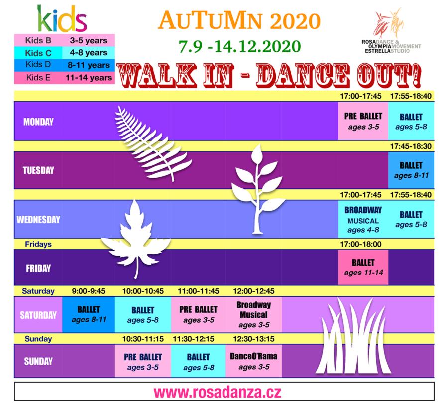 Kids Autumn 2020